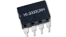 The HI-3000H is a 1 Mbps Controller Area Network (CAN) transceiver optimized for use in high temperature avionics applications. The device is capable of operating at extended temperature ranges of -55°C to 175°C for plastic packages and -55°C to 200°C for the ceramic CERDIP-8 package. It interfaces between a CAN protocol controller and the physical wires of the bus in a CAN network. Differential output amplitude and current drive capability are specifically enhanced to meet the needs of long cable runs typical of avionics applications.