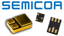 SEMICOA offers one of the largest selection of small signal, RF and power transistors for demanding military, space and high reliability industrial applications. All devices are hermetically sealed in metal cans or ceramic packages. SEMICOA has the largest selection of Radiation Hardened Bipolar Transistors in the market, coupled with the most stringent radiation hardness assurance program in the industry. All of SEMICOA's transistors are also available in die form for hybrid circuits. All of these products are DLA Land & Maritime certified, are mission critical electronic components for military and space programs specially designed and produced to perform in high temperature and radiation environments. SEMICOA supports numerous strategic aerospace, military and HiRel programs. Headquartered in Costa Mesa, California, SEMICOA has design, development, fabrication, assembly, and testing facilities in house. For almost 50 years, SEMICOA has gained the reputation for quality, reliability and delivery. Expertise: SEMICOA has assembled the industry's most experienced designers, engineers, production, packaging, quality control and sales people in the field of discrete semiconductors. With the experience and knowledge of SEMICOA's team, we are YOUR technology partner. Let us help solve your product needs and solutions. Certification & Quality: SEMICOA facility has achieved the highest U.S. government qualifications; JANS, MIL-PRF-19500, ISO 9001:2000 and AS 9100:2004 Rev C certification. SEMICOA maintains full documentation and process control including required compliance testing. Our Quality Assurance department coordinates all quality conformance inspections, and maintains lot histories for each product type. SEMICOA JAN / JANTX / JANTXV and JANS Products areEAR99, only the guaranteed Radiation Hard Transistors are Classified under ECCN 9A515. Please contact us if you have any questions or if you need a quote for any SEMICOA Transistors.